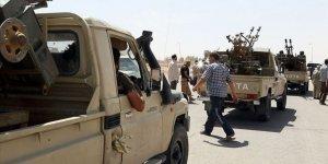 Libya'da UMH Birlikleri Yermuk Kampı'nda Kontrolü Sağladı