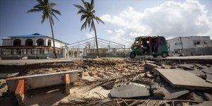 Komorlar'da Kasırga Nedeniyle 20 bin kişi Evsiz Kaldı