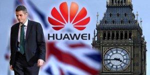 İngiltere'de Huawei Depremi