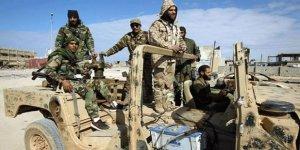 """""""Fransız Askerler Hafter'in Kontrolündeki Kentte Görüldü"""""""