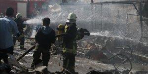 El-Bab'da Bomba Yüklü Araç Saldırısı