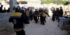 İdlib'de 5 Günde En Az 71 Sivil Katledildi