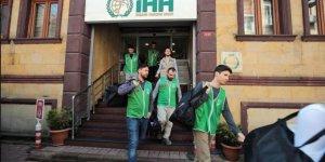 İHH Ramazan Ekipleri Çalışmalara Başladı