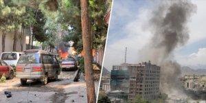 Afganistan'da Taliban'dan ABD'li Kuruluşa Bombalı Saldırı
