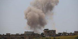 Rejim Güçlerinden İdlib'e Geniş Çaplı Saldırılar