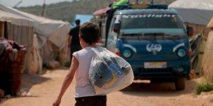 Esed Rejimi ve Destekçileri İdlib'de 400 Bin Sivili Yerinden Etti
