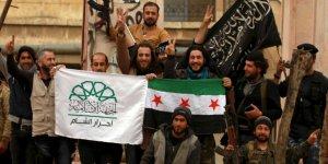 """Muhaliflerden Birleşme Kararı: """"Şam'ın Fethi Ortak Operasyon Odası"""""""