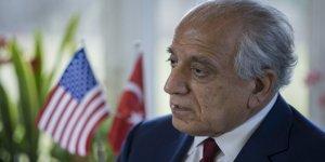 ABD Temsilcisi Halilzad, Taliban Yetkilileriyle 6'ncı Kez Görüştü