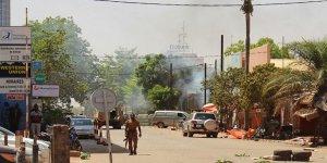Burkina Faso'da Kiliseye Saldırı