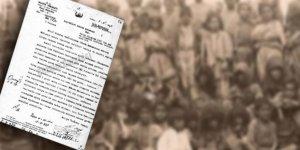 'Dersim'de Kullanılan Zehirli Gazlar Nazi Almanya'sından Alındı'