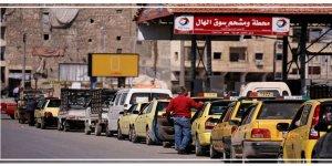 Rejimin Kontrolündeki Halep'te Yakıt Krizi Derinleşiyor!