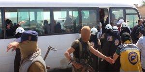 Suriye'de Direnişçiler İle Esed Rejimi Arasında Esir Takası