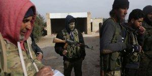 Suriyeli Muhaliflerden Rusya'nın Ateşkes Teklifine İlişkin Açıklama