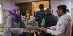 TİKA'dan Arjantin'de İftar ve Gıda Yardımı