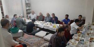 Yalova Özgür-Der Üye ve Gönüldaşları İftarda Buluştu