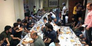 Adana Özgür-Der Üyeleri İftarda Buluştu