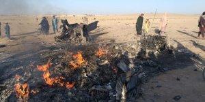 Afganistan'ın Güneyinde ABD Helikopteri Düştü