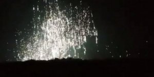 """İdlib'e """"Beyaz Fosfor"""" İle Saldırdılar!"""