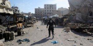 Esed Rejimi İdlib'te Pazara Saldırdı