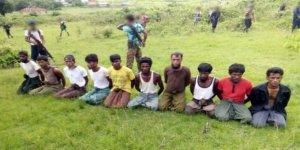 Arakanlı Müslümanları Katleden Askerler Serbest Bırakıldı