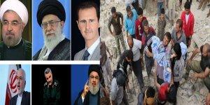 Sloganları İsrail'i, Silahları Suriye Halkını Hedefliyor