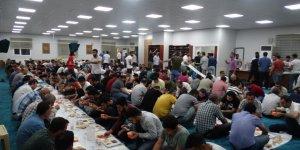 Diyarbakır Özgür-Der Üye ve Gönüldaşları İftarda Buluştu