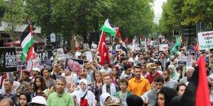 Berlin'de Kudüs Günü Yürüyüşü