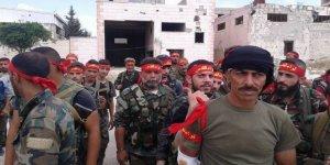 İran Destekli Liva Kudüs Suriye'de Birçok Kayıp Verdi