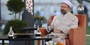 Prof. Dr. Ali Erbaş: 'Şeker Diye Bir Bayram Yok!'