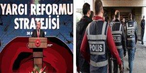 Yargı Reformuyla Adalet Arayışına Mahkum Olmak