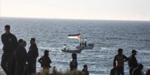 İşgalci İsrail'den Gazze'ye Kapsamlı Deniz Ablukası