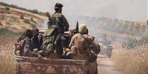 Rejim ve Destekçilerinin Kayıplarını Gösteren İnfografik