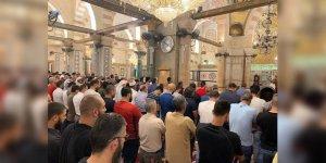 Mescid-i Aksa'da Mursi İçin Gıyabi Cenaze Namazı Kılındı