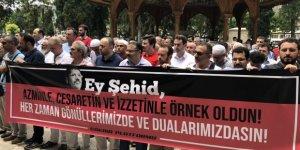 Muhammed Mursi İçin Amasya'da Gıyabi Cenaze Namazı Kılındı