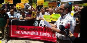 Antalya'da Muhammed Mursi İçin Gıyabi Cenaze Namazı Kılındı
