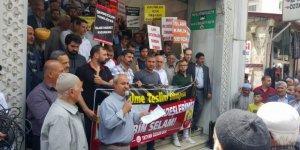 Tatvan'da Mursi İçin Gıyabı Cenaze Namazı Kılındı