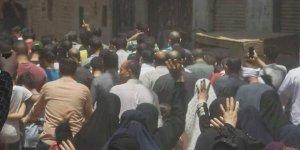 Mısır'da İlk Gösteri Şehid Mursi'nin Doğduğu Köyde Yapıldı