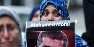 Sayın Başkanım Mursi Sen Şimdi Cennettesin