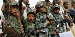 """""""İran Destekli Husiler 3 Ayda 50 Bin Çocuğu Silah Altına Aldı"""""""