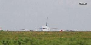 Libya Mitiga Havaalanı'nda Uçuşlar Yeniden Başladı