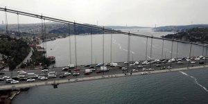 Fatih Sultan Mehmet Köprüsü'nde Çalışma Yapılacak