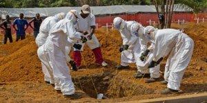 Kongo'da Ebola'dan Ölenlerin Sayısı Bin 400'ü Geçti
