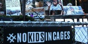 ABD'de Kötü Şartlardaki Merkezde Barındırılan Göçmen Çocuklar Nakledildi