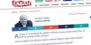 Çapsızlar Çap Belirlemeye Devam Ederse Geleceği Hiç Parlak Değil AK Parti'nin!