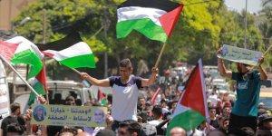 Bahreyn Çalıştayı Gazze'de Protesto Edildi