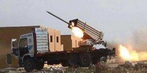 Hama ve Dera'da Esed Güçlerine Operasyon