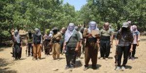 PKK Çocuklardan Oluşan Bir Ordu Kurdu!