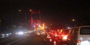 İstanbul'da Köprülerde Bakım Onarım Çilesi