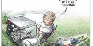 Trump'ı Eleştirdi, Gazeteden Kovuldu!