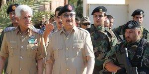 Libya'da Darbecinin Gerileyişi Sürüyor